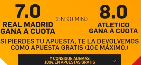 supercuota betfair champions madrid-atleti