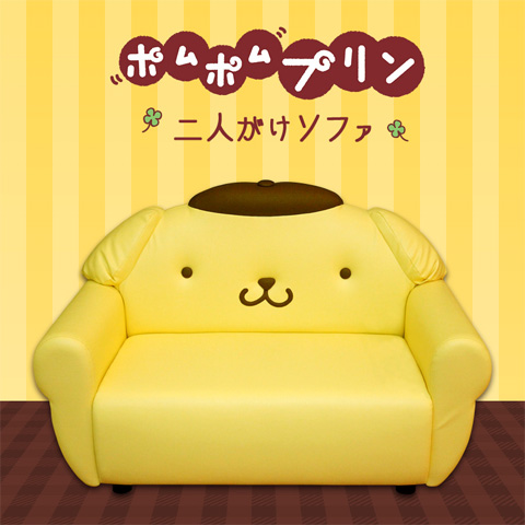Cute Wallpapers Hands Pom Pom Purin Sofa Super Cute Kawaii