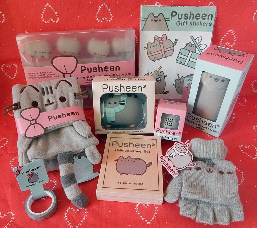 Pusheen Box Review Super Cute Kawaii