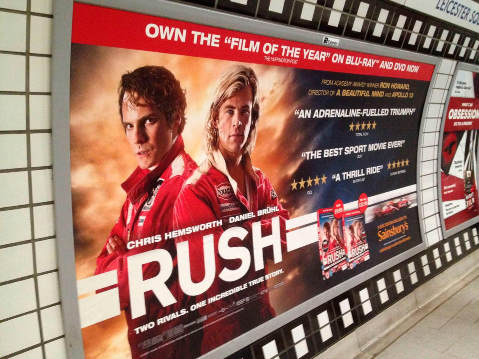 Niki Lauda em Filme - Hora do Rush - foto by Engyles