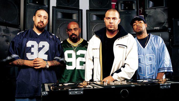 Cypress Hill no HUB RJ