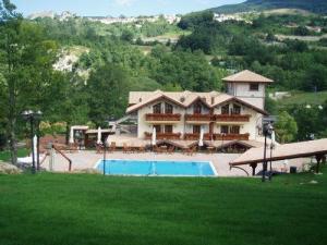 Hotel Hotel Villa Danilo a GAMBERALE provincia di CHIETI