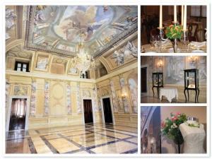 Hotel Villa Fenaroli Palace Hotel a REZZATO provincia di BRESCIA