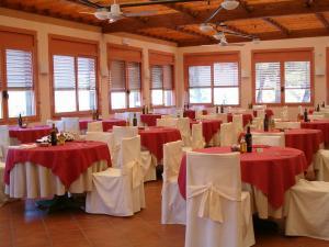 Hotel Max Resort La Mandola a CAPRAIA provincia di LIVORNO