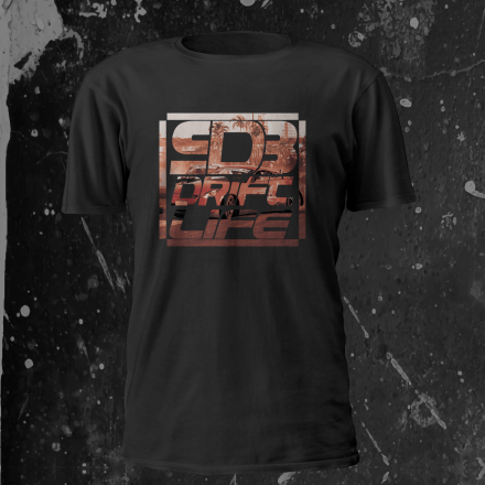 Camiseta Super Drift Brasil - SDB Drift Life