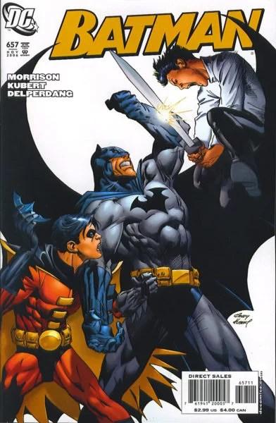 Batman #657