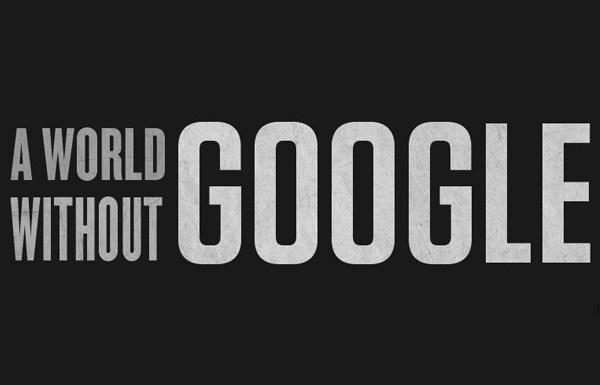 Como Seria o Mundo Sem O Google