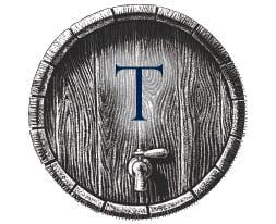 Logo pf Tapster bar in Chicago