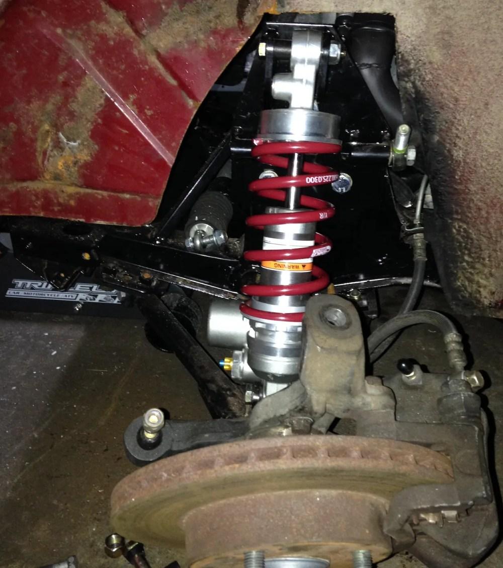 car motorcycle suspension