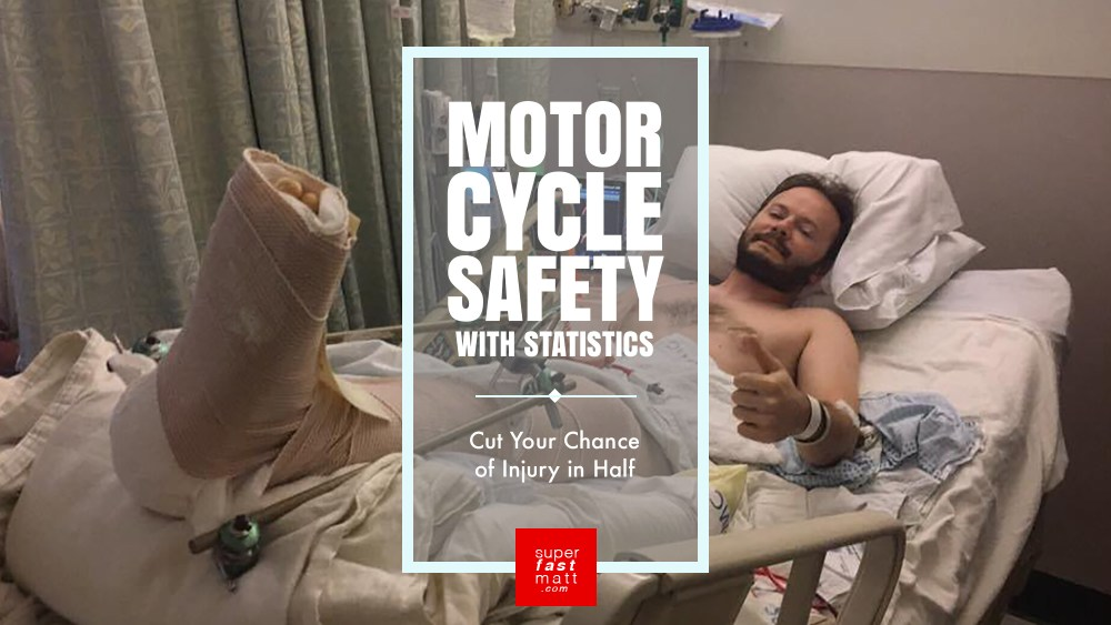 Motorcycle Safety With Statistics