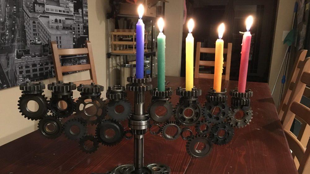 Gearhead Hanukkah