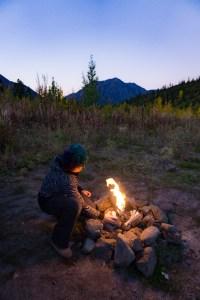 Camping Burning Man
