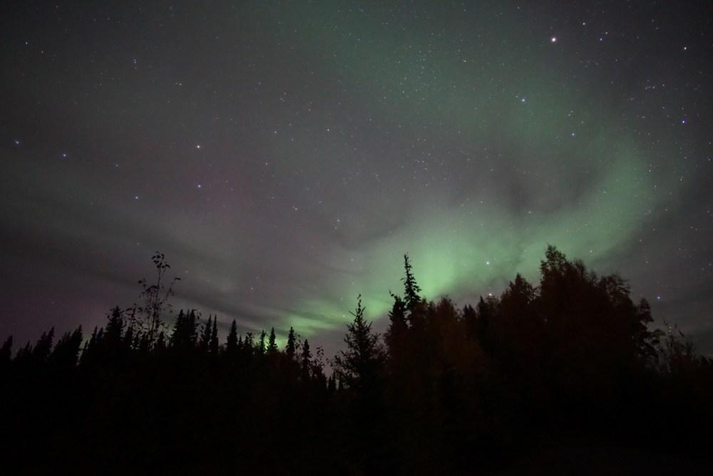 Aurora Borealis Fairbanks
