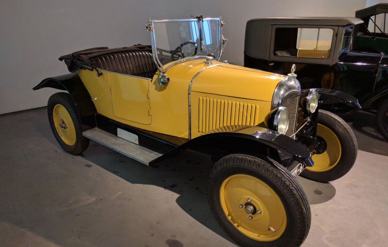1922 Citroën
