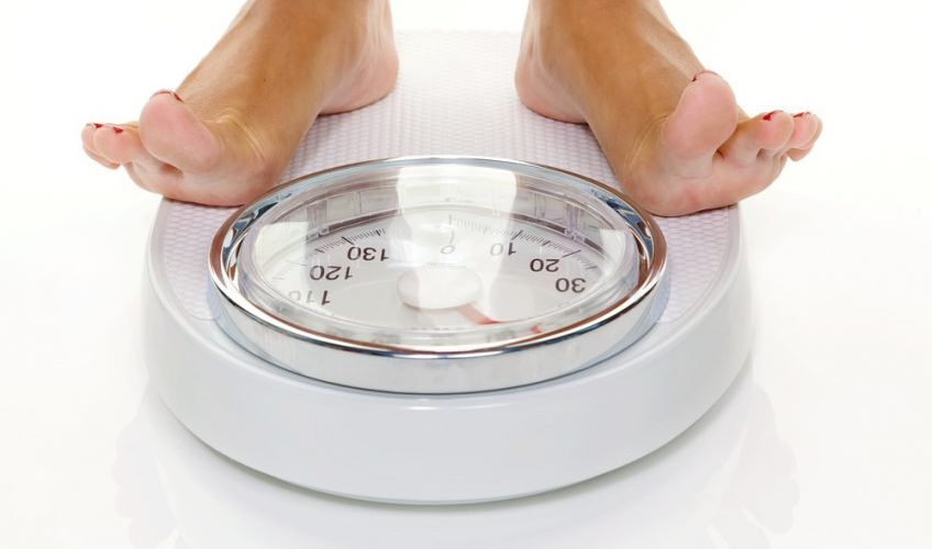 miksi paino ei tipu