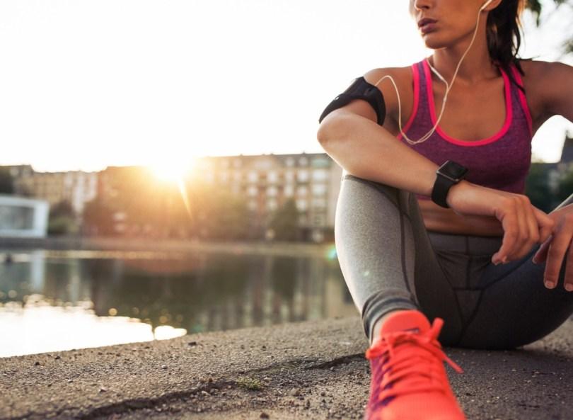 Miten pitää paino kurissa treenitauon aikana?