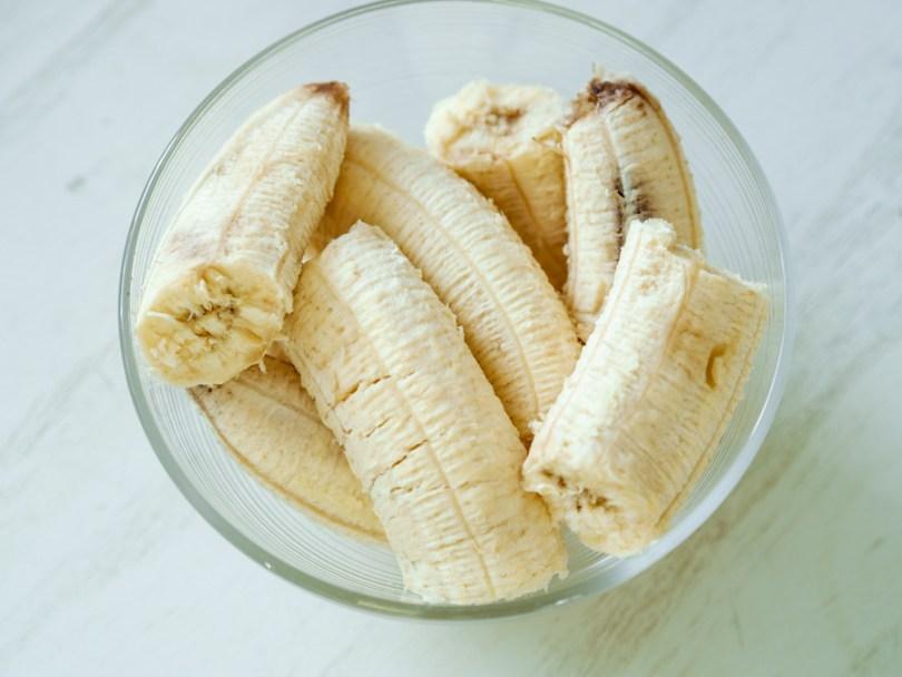 banaanin määrä