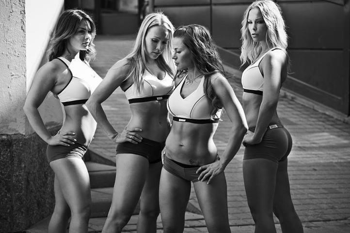 Kisakireä, vai terve ja atleettinen kroppa?