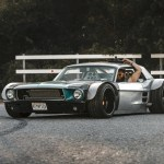 Kyle Scaife S Widebody 1967 Ford Mustang