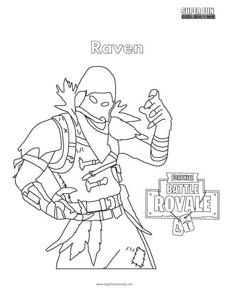 Gambar Fortnite Leviathan Skin Coloring Page Games 2018