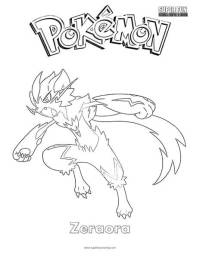 Pokmon Coloring Pages - Super Fun Coloring
