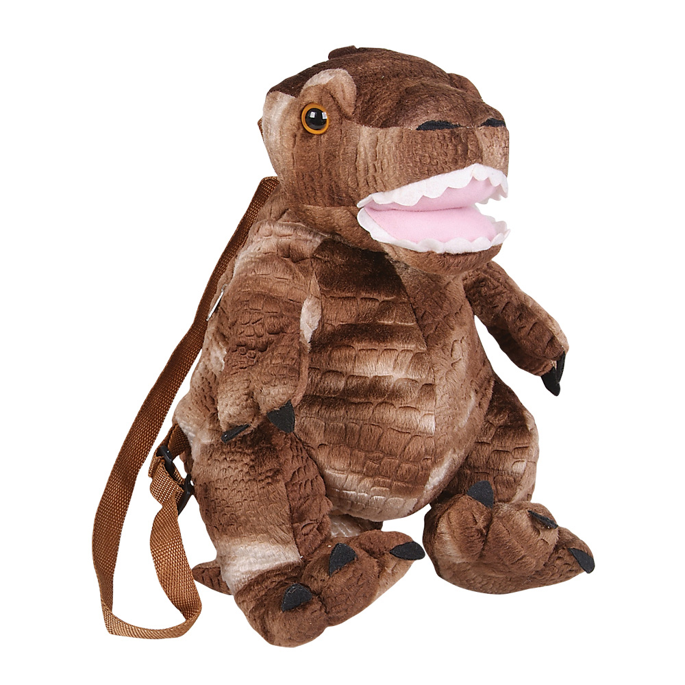 TRex Dinosaur Plush Backpack  Plush Toys and Gifts for Kids