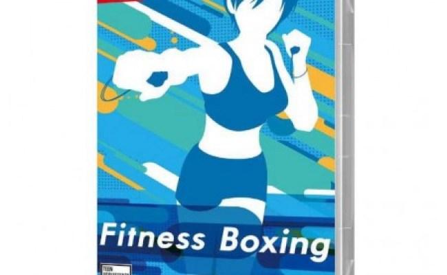Jogo Fitness Boxing Nintendo Switch Super Games