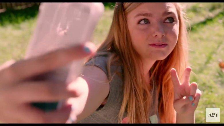 Eighth-Grade-Kayla-Selfie