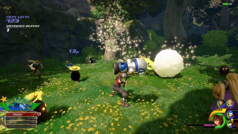 Kingdom-Hearts-3-Kingdom-Corona-Title-Screen