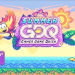 SGDQ 2019 Mascot Banner