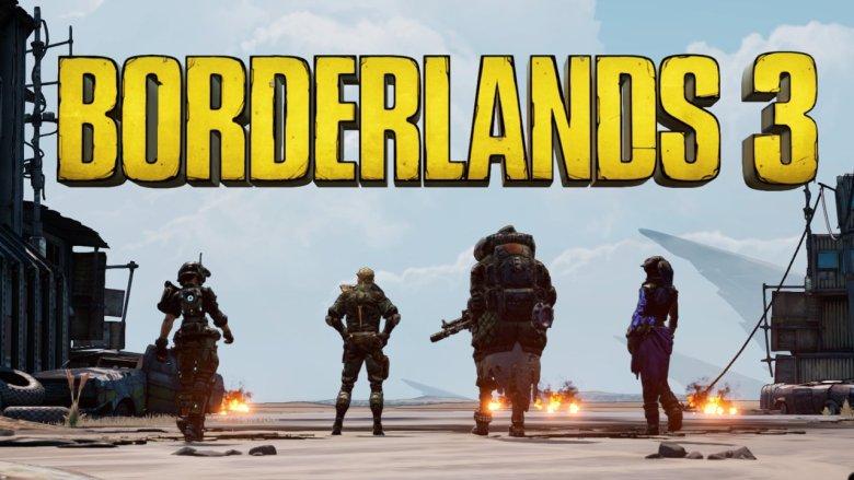Borderlands 3 Vault Hunters