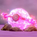 Dynamax Ball Pokemon Shield