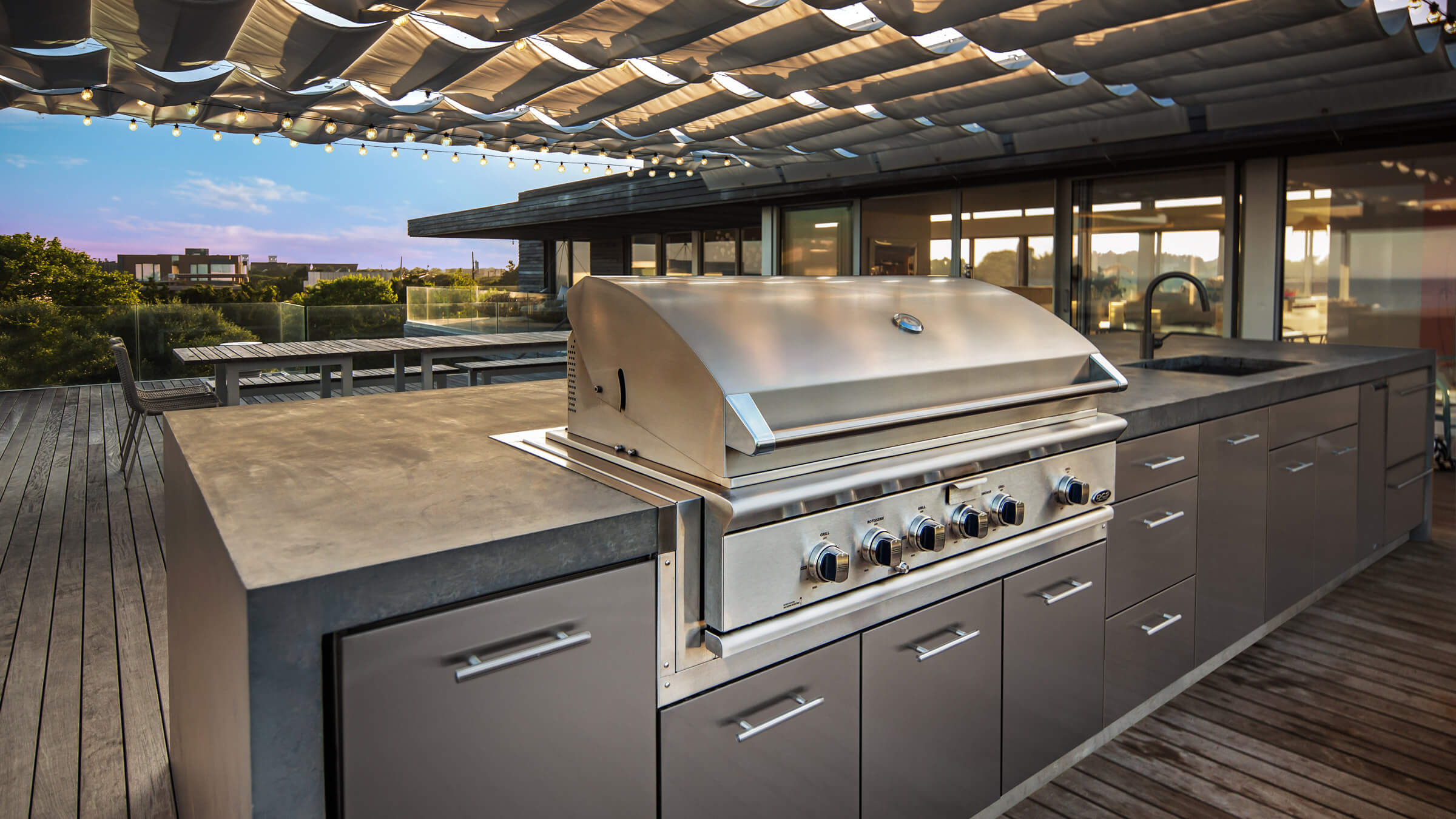 Outdoor Kitchen Appliances  Super GC Renovation