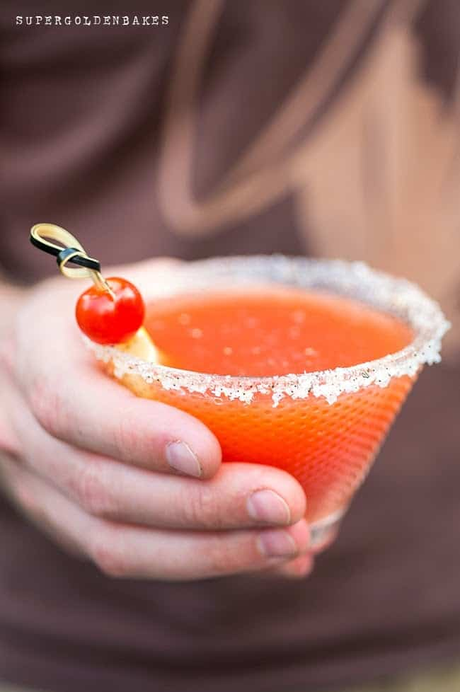 Cocktail Friday: La Tomatina
