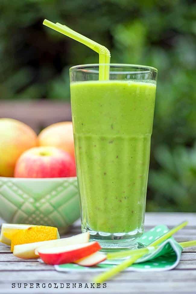 Vitamix Green Power Smoothie