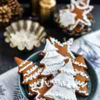 Easiest gingerbread cookies