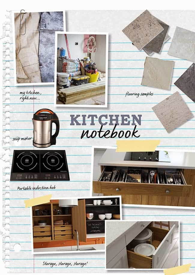 How to survive installing new kitchen