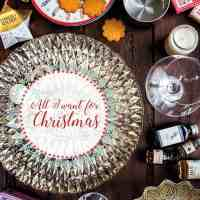 All I want for Christmas - Supergolden Bakes Foodies Gift Guide