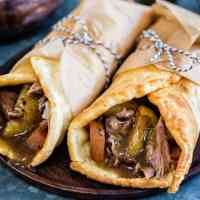 Yorkshire pudding wrap - create the social media sensation at home!