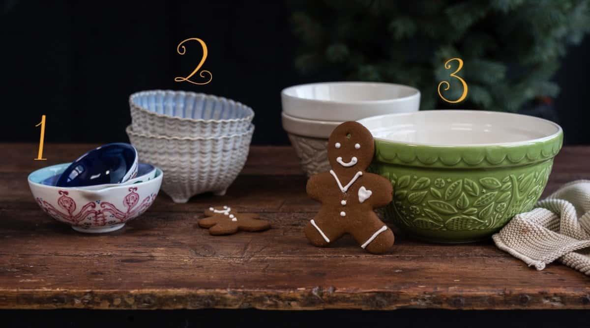 Pretty bowls are a food bloggers' catnip