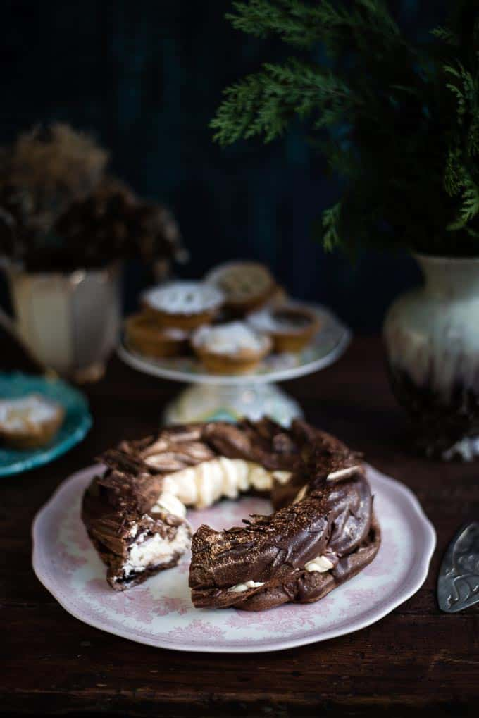 Iceland foods have an amazing selection of luxury frozen desserts this Christmas