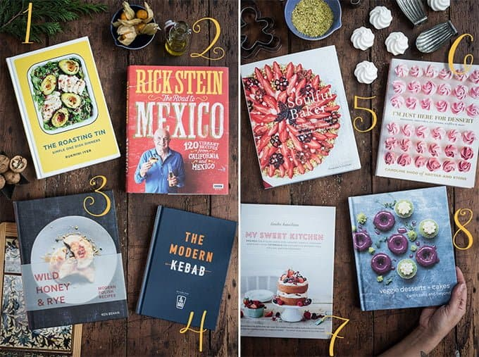 Cookbooks to gift this Christmas