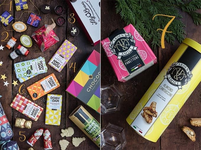 Chocolate and foodie gifts for Christmas