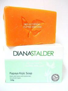 Diana Stalder Kojic Acid Soap