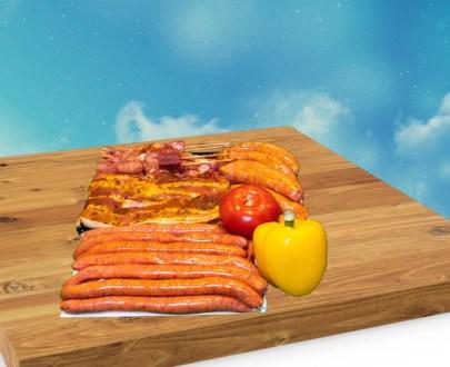 Colis 4Kg - Colis Barbecue