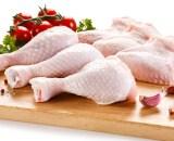 ailes de poulet - Blanc de poulet