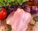 blanc de poulet - Plateau Fondue