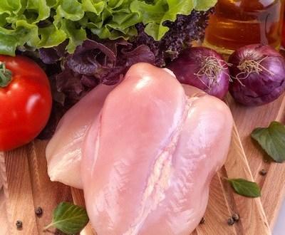 blanc de poulet - Blanc de poulet