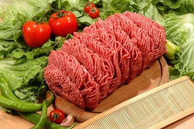 viande hachce - Américain de boeuf
