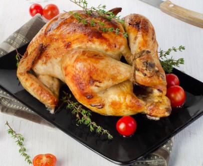 poulet roti - Poulet rôti